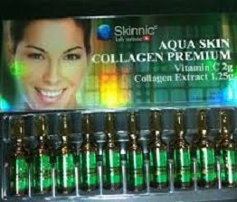 Aqua Skin Collagen Premium Vit C Collagen Extract