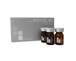 Buy GSH Detox Forte Glutathione Injection Online